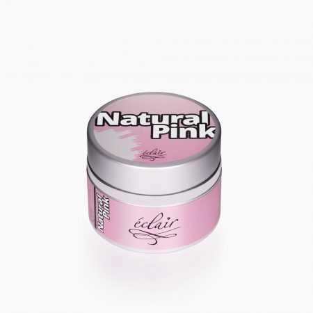 żel budujący natural pink eclair